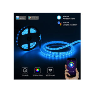10 Meter Smart/Wifi LED Strip Multi Color