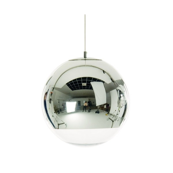 Pendant Lamp- 8041P/Silver 400mm