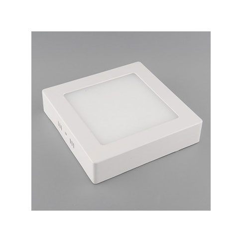 MD-15196MZ 24W Surface Square Panel White