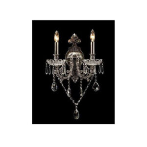 Wall Chandelier Bronze - AT07B-2